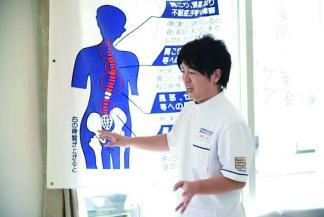 骨盤調整で身体の歪みを整えて 正しい姿勢でスタイルアップ