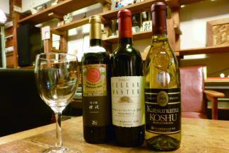 新酒はボジョレー・ヌーヴォーだけじゃない! 日本ワインを知ろう!楽しもう!!(※1)