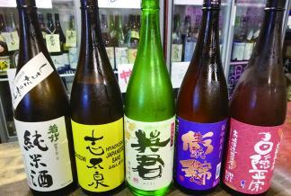静岡県内の地酒と、シズマエ・オクシズのおつまみ 笑顔で楽しむ日本酒講座