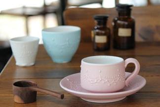 陶芸体験ワークショップ 簡単マカロンカップを作ろう