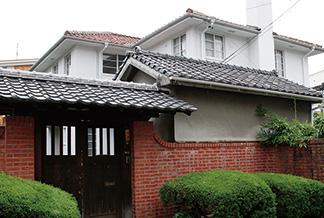 静岡英和女学院旧宣教師館